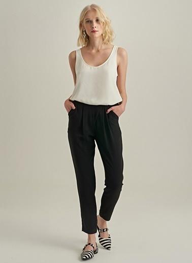 Ng Style Kruvaze Pantolon Siyah